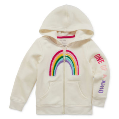 Okie Dokie Toddler Girls Hoodie