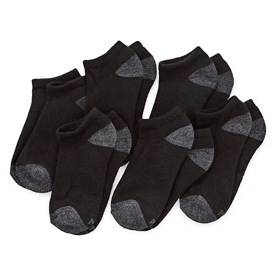 Xersion 6 Pair Low Cut Socks Boys