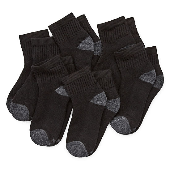 Xersion 6 Pk Quarter Socks