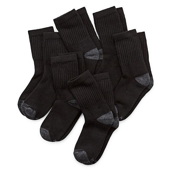 Xersion™ 6-pk. Crew Socks - Boys