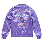 Disney Aladdin Girls Lightweight Bomber Jacket Preschool / Big Kid