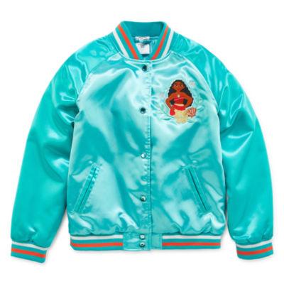 Disney Moana Varsity Jacket