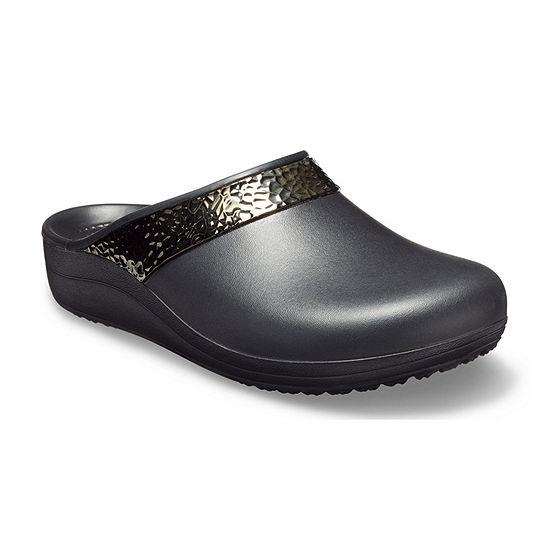 Crocs Womens Clogs Round Toe