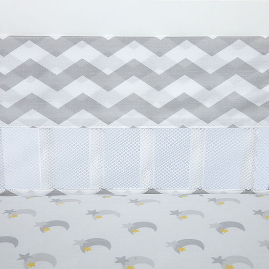 NoJo® Little Love Secure-Me Crib Liner