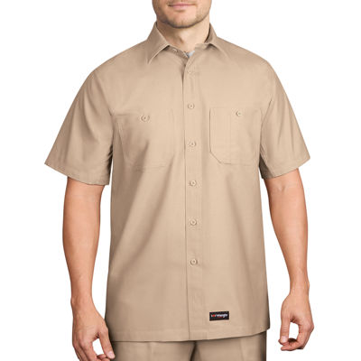 Wrangler® Short-Sleeve Work Shirt