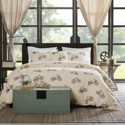 Hipstyle Milo 4-pc. Duvet Cover Set