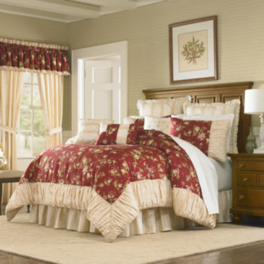 jcpenney.com | MayJane's Home 4-pc. Sunset Serenade Comforter Set & Accessories
