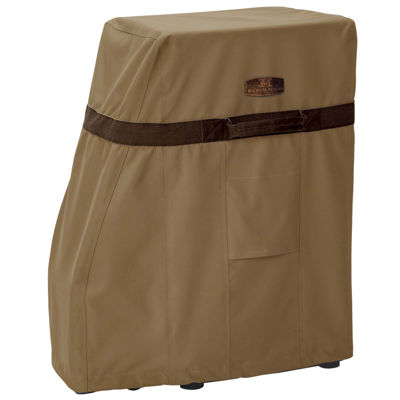 Classic Accessories® Hickory Medium Square Smoker Cover