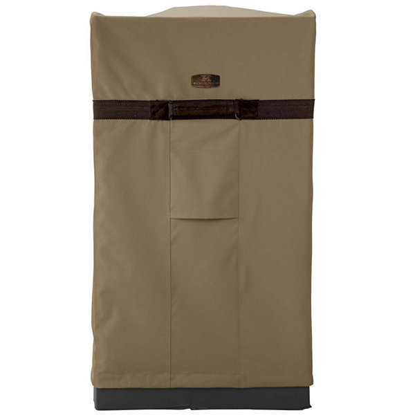 Classic Accessories® Hickory Large Square Smoker Cover