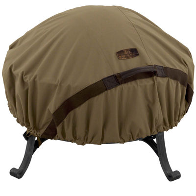 Classic Accessories® Hickory Small Round Fire Pit Cover