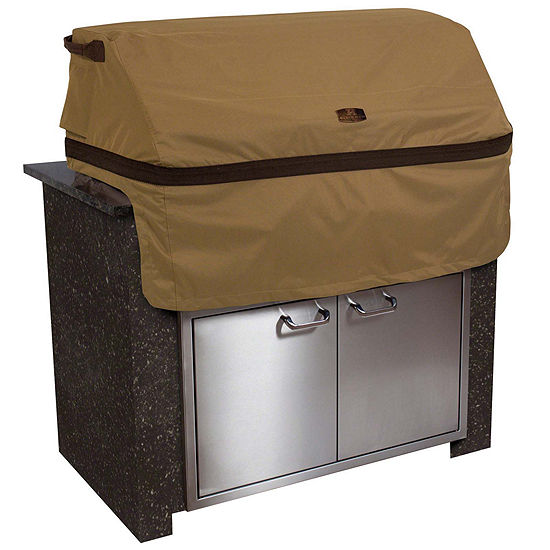 Classic Accessories Hickory Medium Built In Grill Top Cover