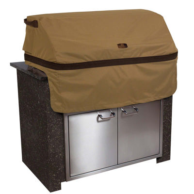 Classic Accessories® Hickory Large Built-In Grill Top Cover