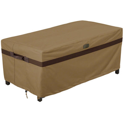 Classic Accessories® Hickory Rectangular Ottoman/Table Cover