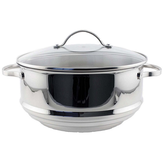 BergHOFF® EarthChef Premium 2-pc. Stainless Steel Steamer Set