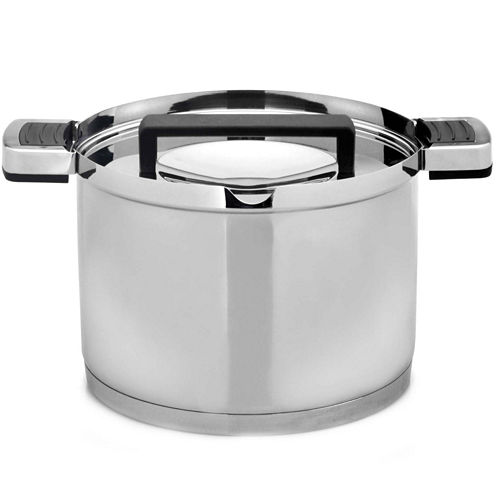 BergHOFF® Neo 6.1-qt. Stainless Steel Covered Stockpot