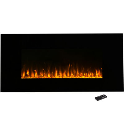 """42"""" Wall Mount Electric Fireplace"""