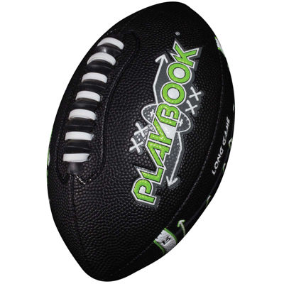 Franklin Sports Jr. Spacelace Playbook Football