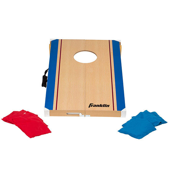 Franklin Sports Fold-N-Go Bean Bag Tic Tac Toe