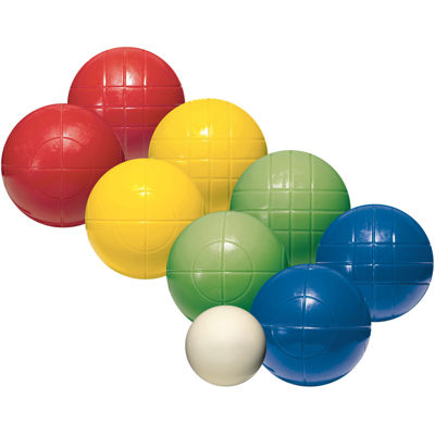 Franklin Sports Recreational 90mm Bocce Set