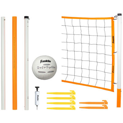 Franklin Sports Classic Series Volleyball Set