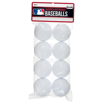 Franklin Sports 8-pk. Replacement Plastic Baseballs