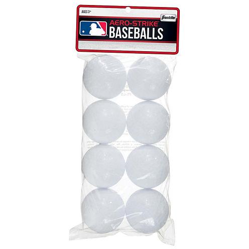 Franklin Sports 8-pk. Replacement Plastic Baseballs