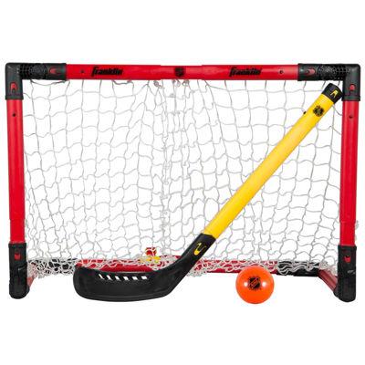 Franklin Sports Adjust A Sport Hockey Set