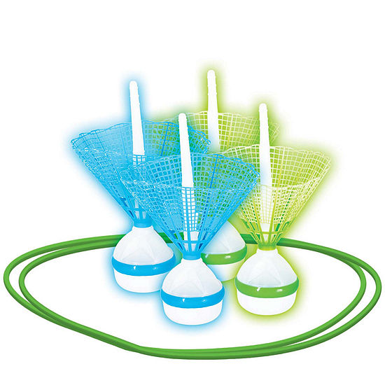 Franklin Sports Light-Up Soft Toss Dart Set