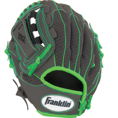 "Franklin Sports 10.5"" INFINITE WEB/SHOK-SORB Combo Teeball Glove"