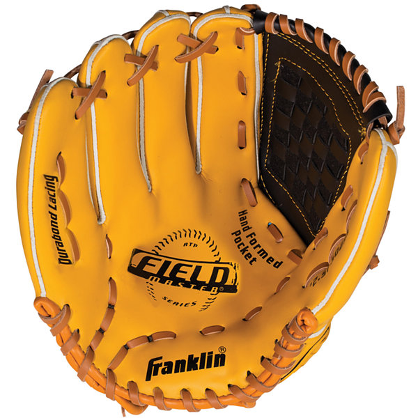 "Franklin Sports 12.5"" Field Master Series Baseball Glove"