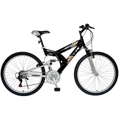 Titan® Punisher Dual Suspension Mountain Bike