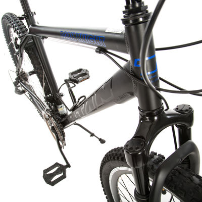 "Titan® Dark Knight Alloy 26"" Mountain Bike"