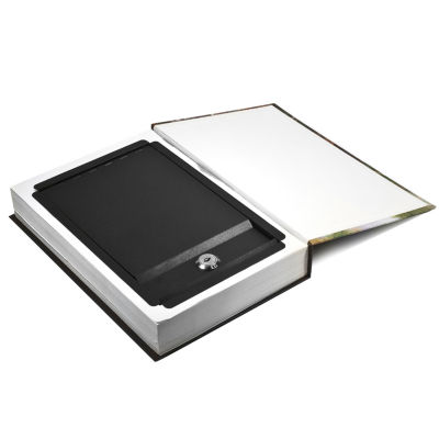 Barska® Real Paper Book Lock Box with Key Lock
