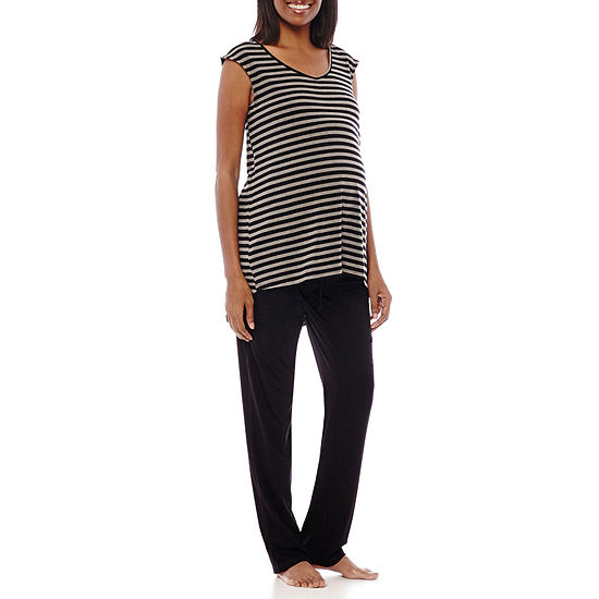 Spencer Maternity Nursing Top and Pants Set