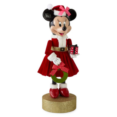 "Minnie Mouse 14"" Nutcracker"