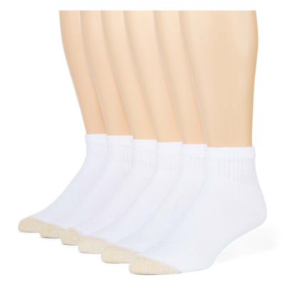 Gold Toe® 6-pk. Athletic Quarter Socks
