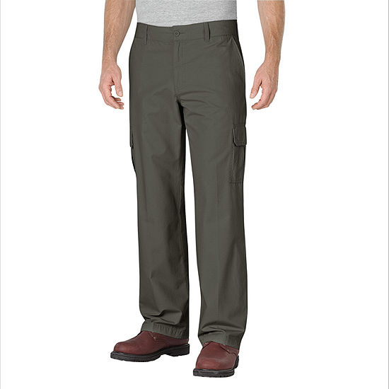 Dickies® Relaxed Fit Straight Leg Ripstop Cargo Pants