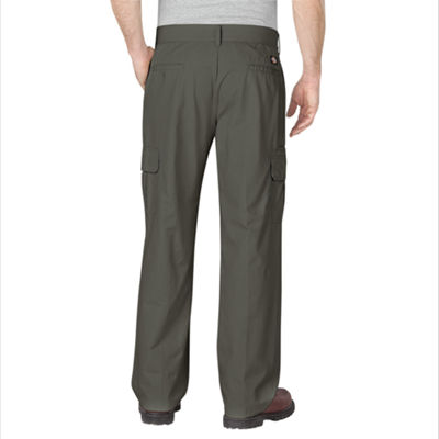 Dickies Mens Mid Rise Relaxed Fit Workwear Pants