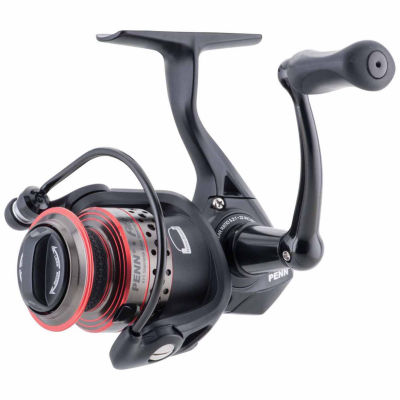 Penn Fierce II Spinning Reel 4000 6.2:1 Gear Ratio5 Bearings 13 lb Max Drag Ambidextrous Clam Package