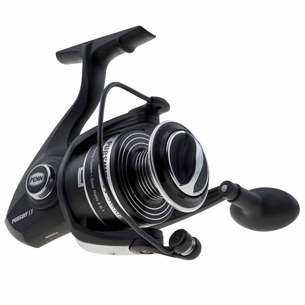 "Penn Pursuit II Spinning Reel Reel 5000 4.6:1 GearRatio 27"" Retrieve Rate 13 lb Max Drag Ambidextrous Boxed """