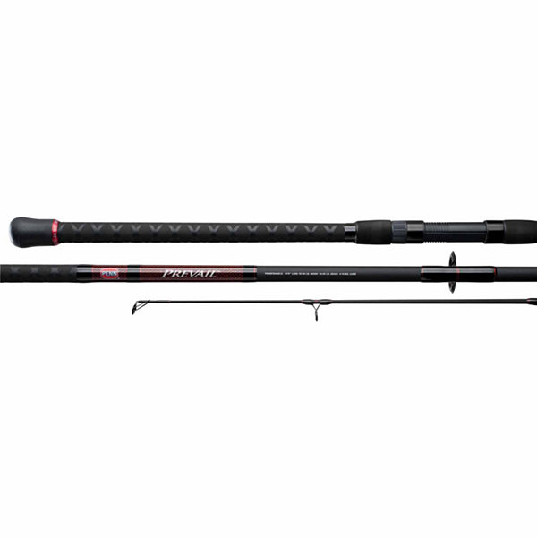 Penn Prevail Surf Spinning Rod 12' Length 2 PieceRod 20-40 lb Line Rate Heavy Power Moderate Fast Action