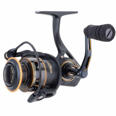 "Penn Clash Spinning Reel 2000 Size 6.2:1 Gear Ratio 30"" Retrieve Rate 10 lbs Max Drag Ambidextrous"""