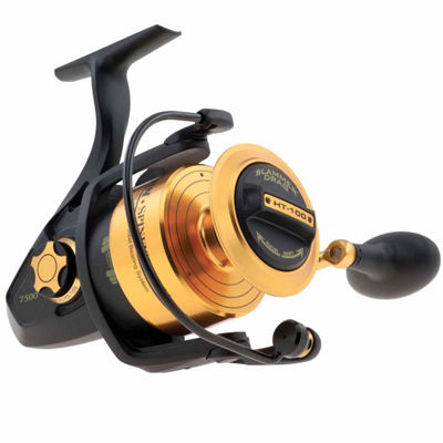 "Penn Spinfisher V Spinning Reel 7500 4.7:1 Gear Ratio 36"" Line Retrieve 20 lb Max Drag Ambidextrous"""
