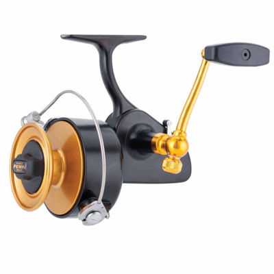 "Penn Z-Series Spinning Reel 704 3.8:1 Gear Ratio 30"" Retrieve Rate 15 lb Max Drag 1 Bearing Left Hand"""