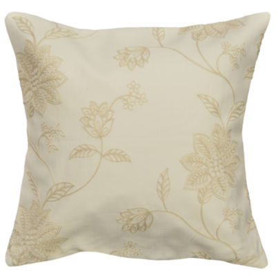 "20"" Jaylynn Floral Decorative Pillow"