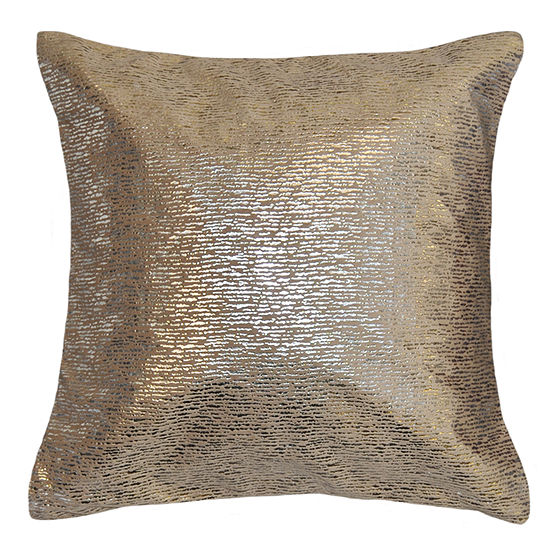 Zeus Plush Square Throw Pillow