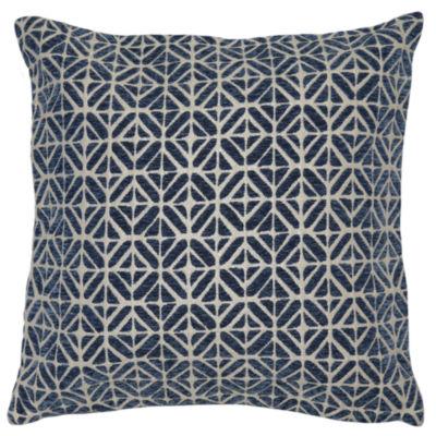 Zo Velvet Plush Square Throw Pillow