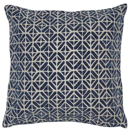 Zo Velvet Plush Square Throw Pillow