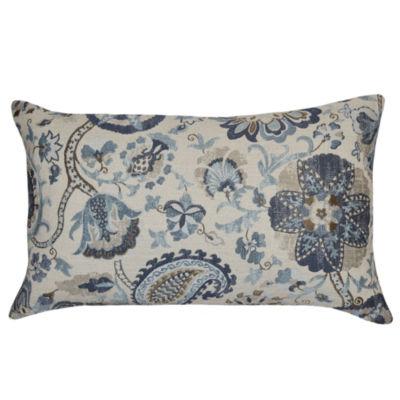 Saika Rectangular Throw Pillow