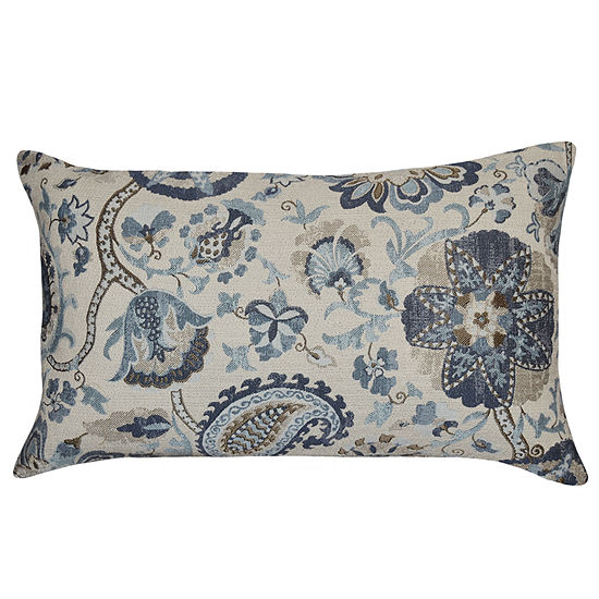 Saika Rectangular Throw Pillow